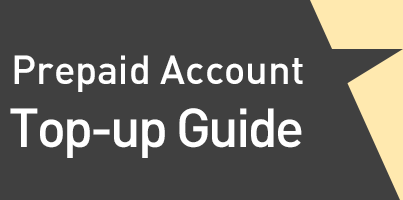 Account Top-up Guide